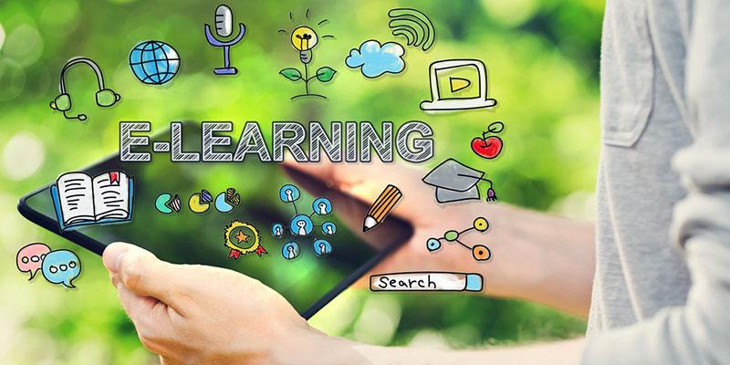 Chad Smith Principal E-Learning